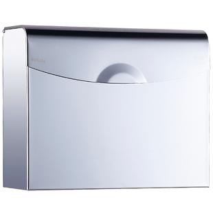 手紙盒不鏽鋼衞生間紙巾盒免打孔廁所衞生紙盒廁紙盒防水擦手紙盒
