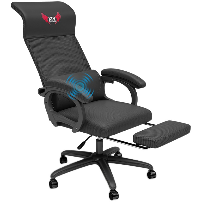 电脑椅家用可躺宿舍学生办公椅子