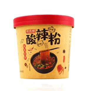 嗨吃家6桶装海吃粉正宗重庆方便面