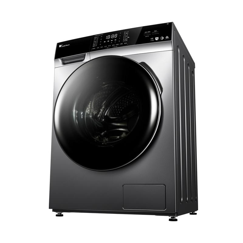 官方旗舰小天鹅滚筒洗衣机全自动家用10公斤KG洗脱一体机智能家电