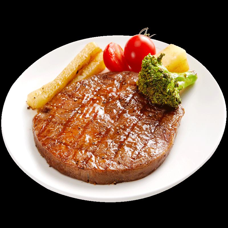 恒都牛排套餐菲力家庭牛扒5片单片新鲜进口牛肉儿童黑椒