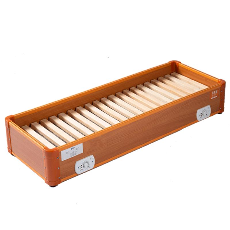 实木取暖器