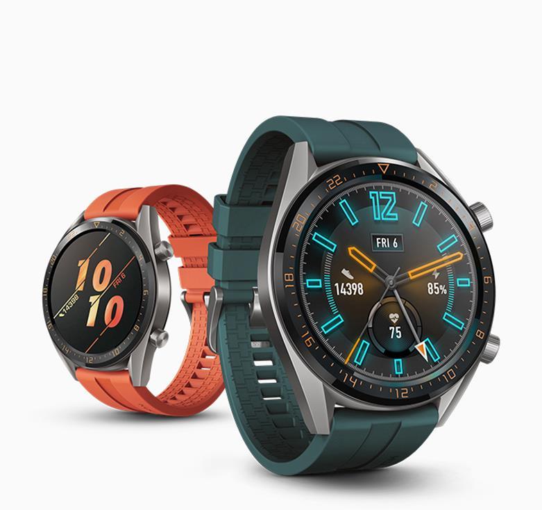 【手表官方直降】华为/HUAWEI WATCH GT活力款智能运动雅致版手表