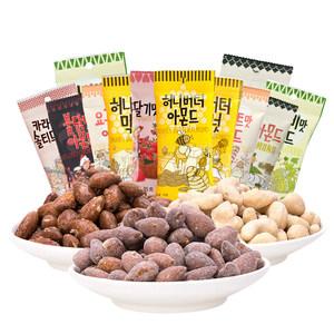 汤姆农场蜂蜜黄油韩国进口扁桃仁