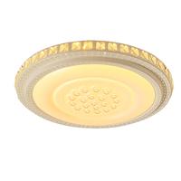 客厅灯led吸顶灯圆形网红卧室灯简约现代大气房间灯餐厅创意灯具