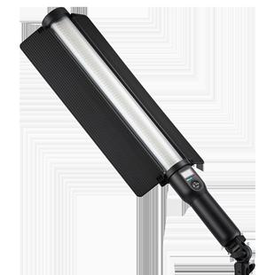 神牛led補光燈LC500R 單反攝影冰燈 RGB多彩光繪棒 便攜手持棒燈