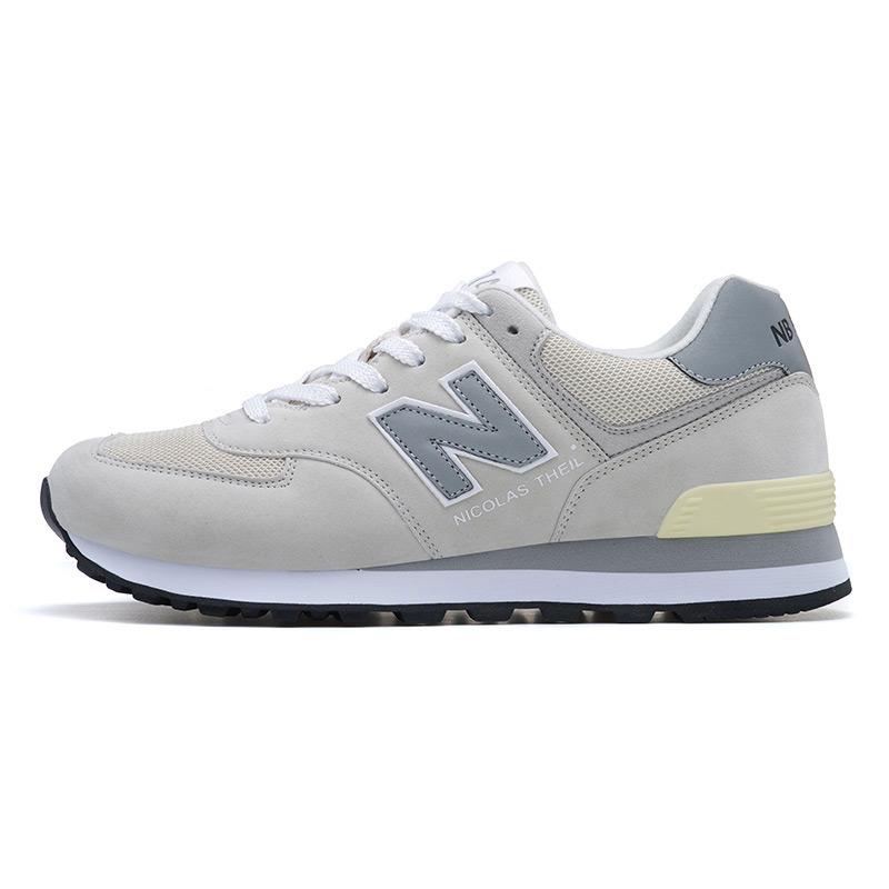 NB574男鞋女鞋情侣休闲鞋