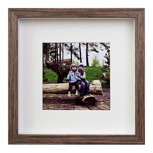 立體掛牆實木相框擺台照片定製16寸A4畫框創意8開裱框架diy相架4K