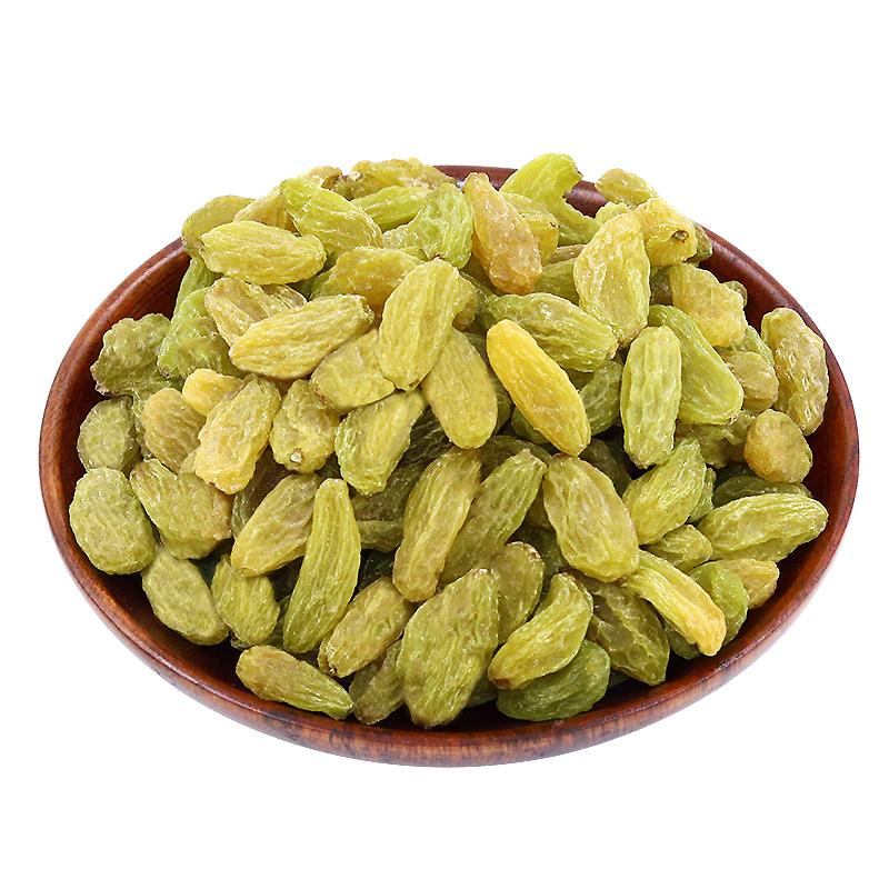 1000g新疆特产吐鲁番绿宝石葡萄干