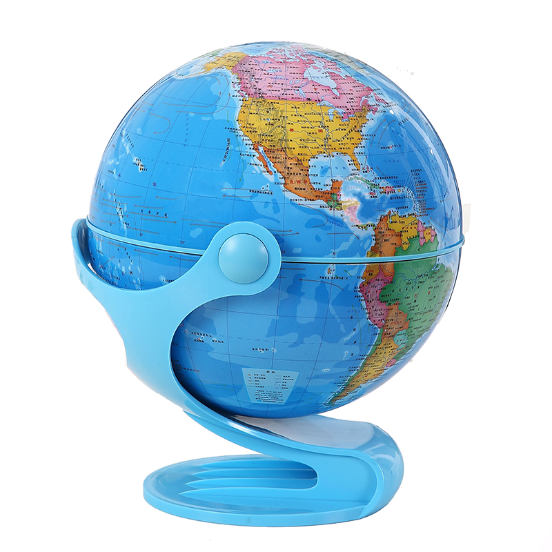 骏洋绘普儿童AR地球仪学生用教学版中学生小号可涂写水洗高清720°万向酷球摆件早教开学礼物