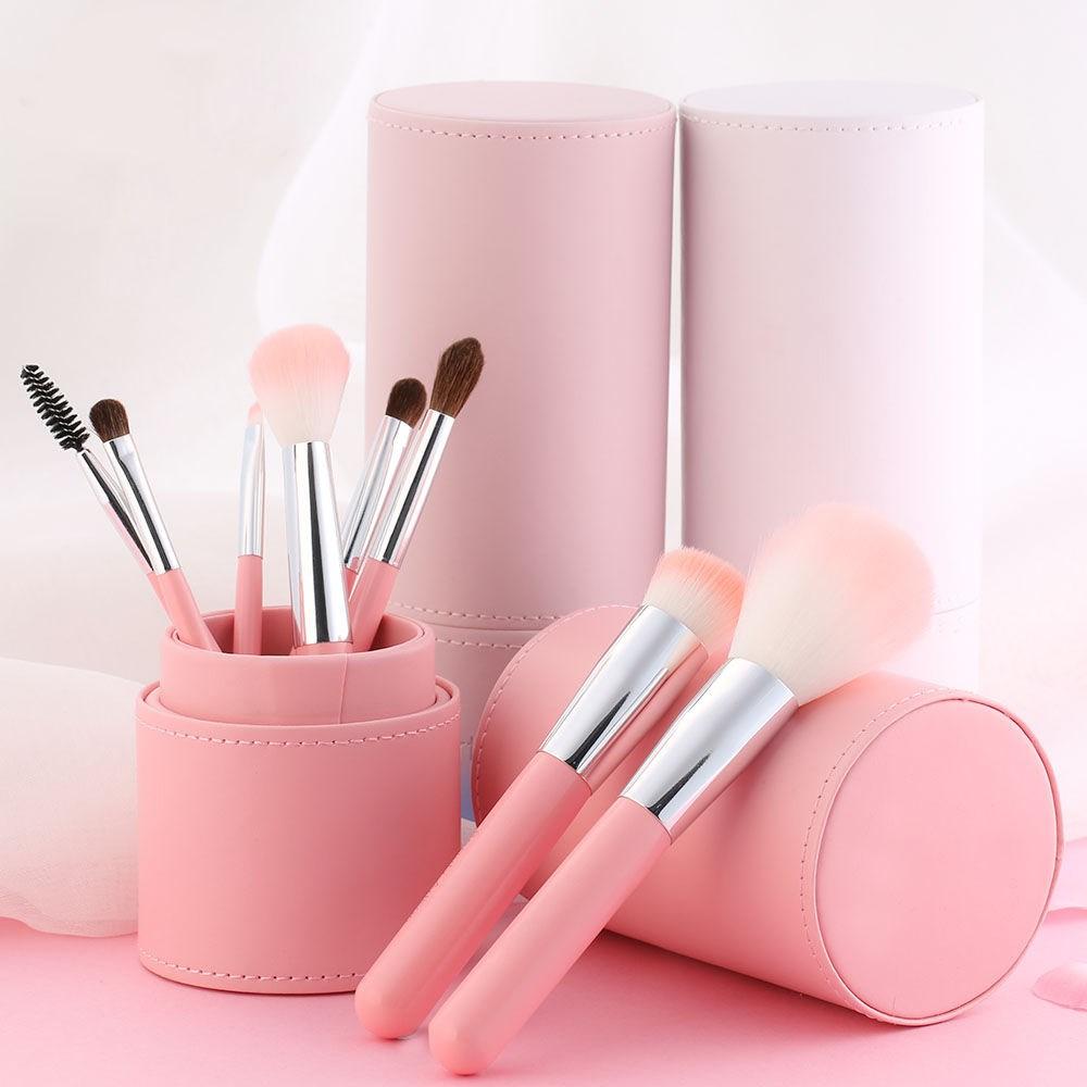 Beginner makeup brush, eye shadow set, powder brush, eyebrow brush, lip brush, foundation blush, full set of net red dressing tools.