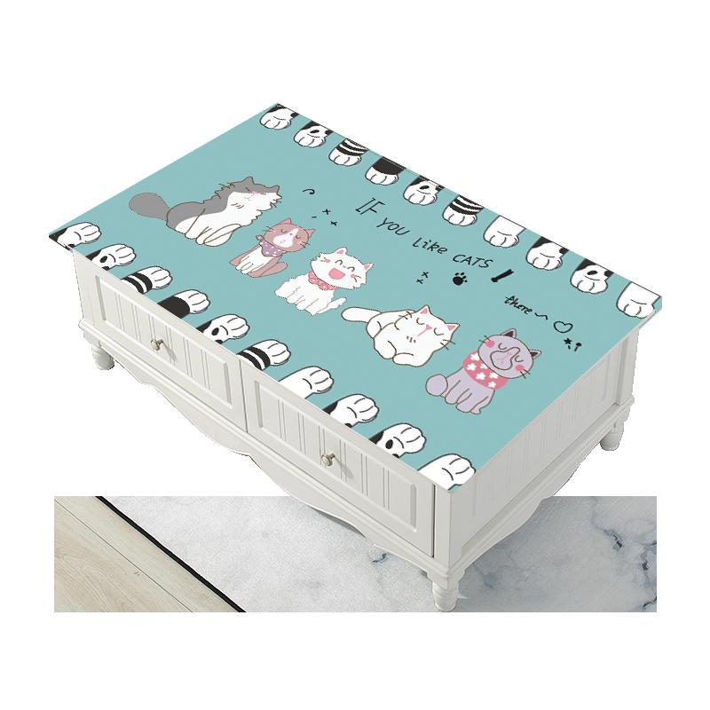 桌布防水防油免洗餐桌垫
