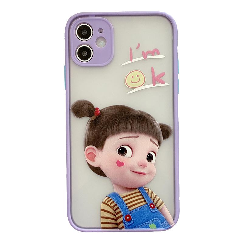 【纽曼-软硅胶苹果手机壳】