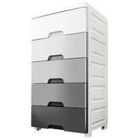 特大号65宽抽屉式收纳柜子塑料宝宝衣服储物柜家用卧室衣物整理箱