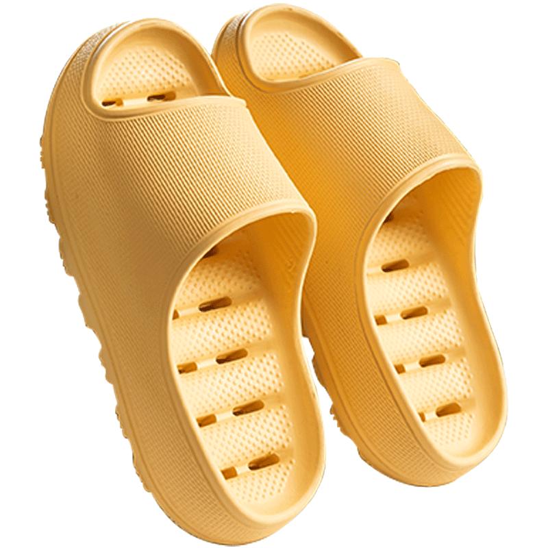 浴室拖鞋女夏天家居室内洗澡漏水速干防滑