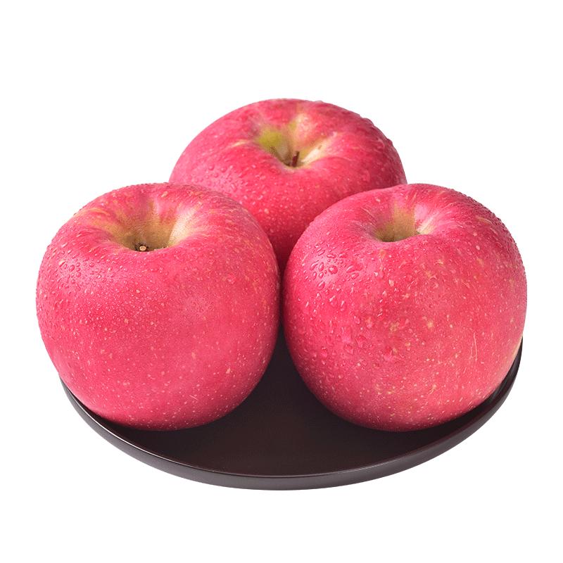 山东烟台当季新鲜有机孕妇苹果5斤