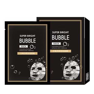 抖音同款泡泡深层清洁毛孔保湿面膜