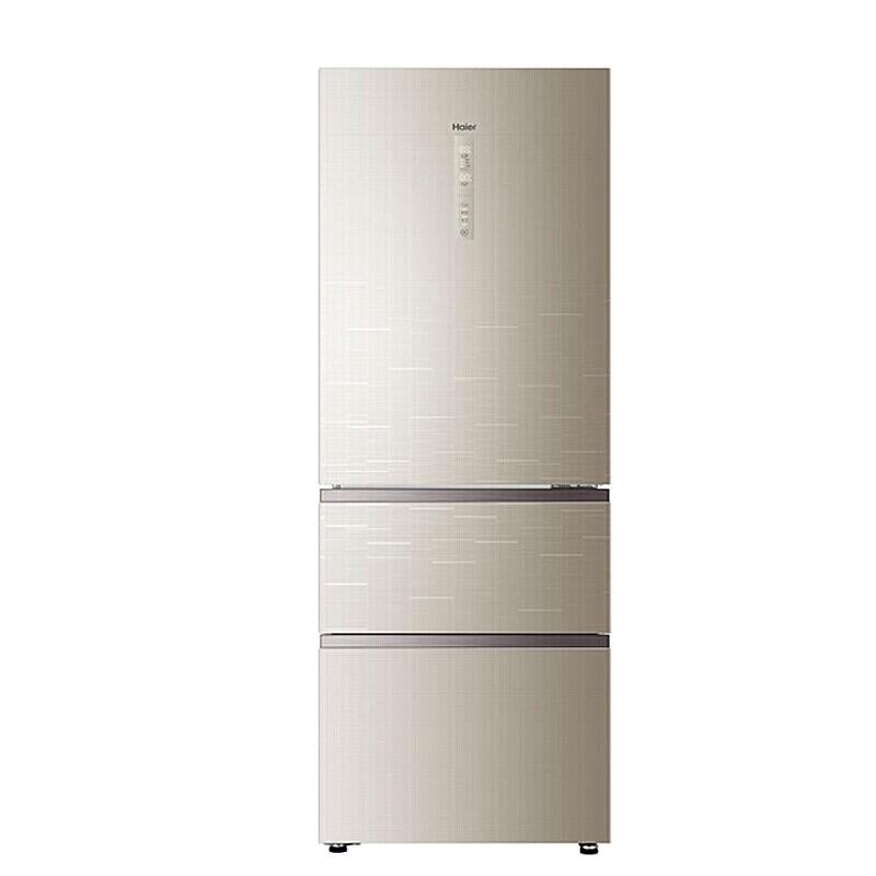 海尔/haier BCD-325WDGB 海尔冰箱三门多门变频分储电冰箱家用