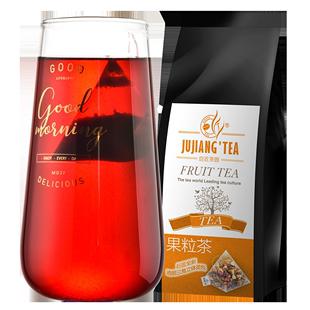 jujiang巨匠透明三角立体精选茶包