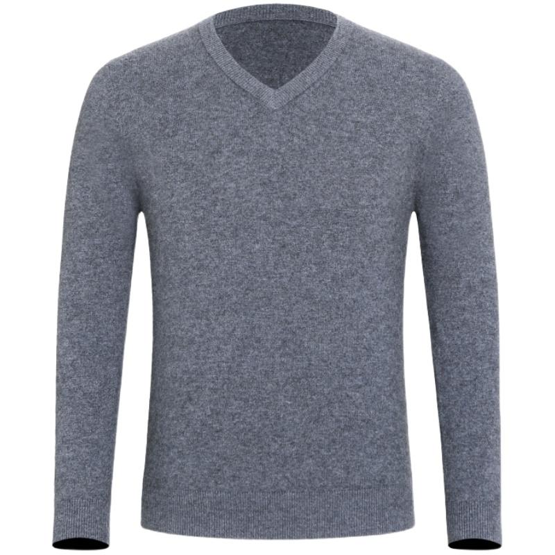 冬季专柜正品特价断码羊毛衫男装中老年半高领毛衣针织羊绒衫男