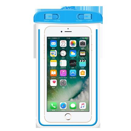 oppo手机r17 r15x触屏挂脖防水袋
