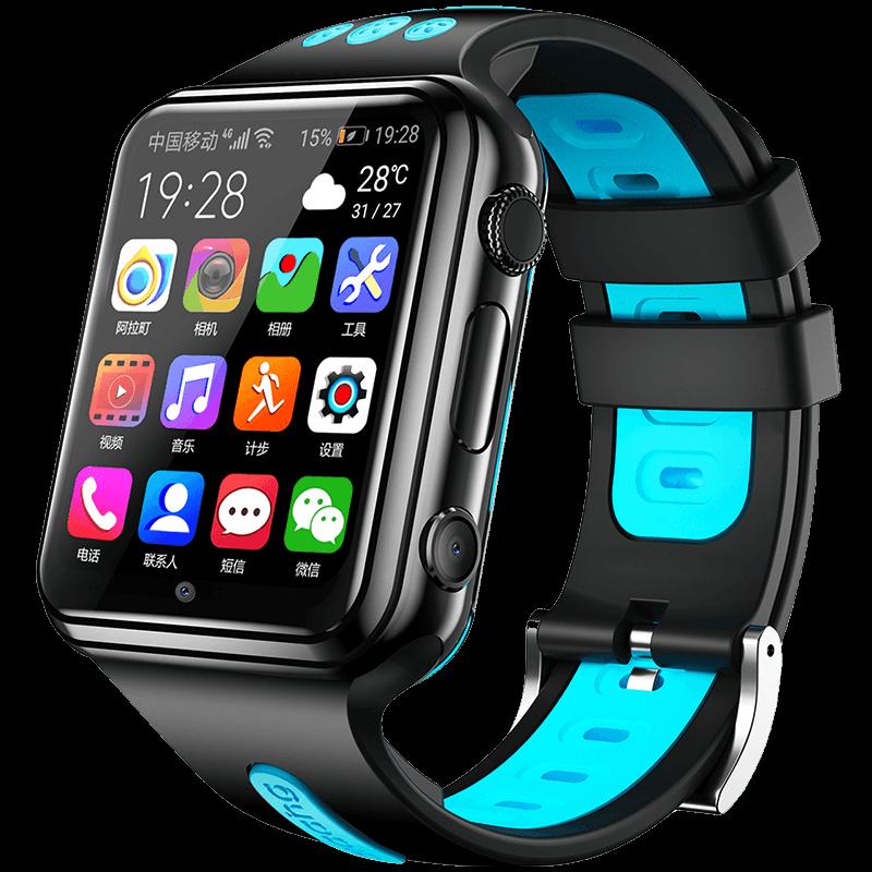 儿童智能手表多功能4G通智能电