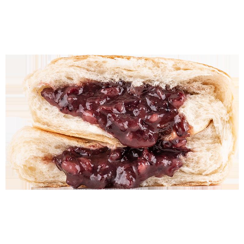 手撕紫米面包整箱食品早餐