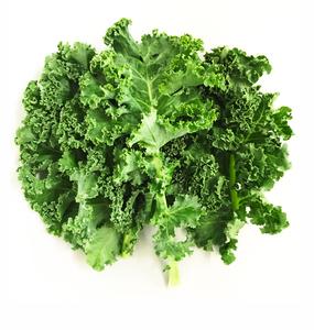 新鲜蔬菜嫩叶芥蓝菜雨羽衣兰装甘蓝