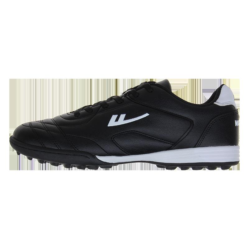 回力足球鞋男女亲子人造草地短钉足球训练鞋TF碎钉皮足WL-3512