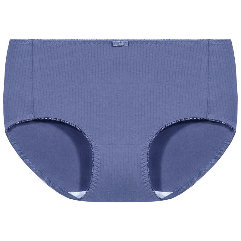 【七色纺】女士蕾丝内裤4条装