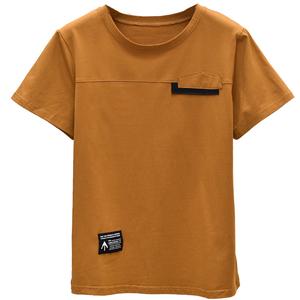 纯棉短袖2021年新款中年女士t恤