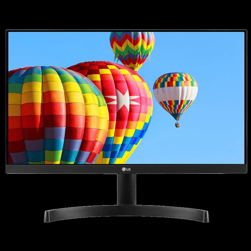 LG  23.8英寸24MK600M显示器ps4电竞高清IPS电脑液晶显示屏幕PS4游戏便携台式屏幕 非27