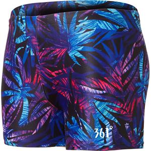 【361°】男士速干平角游泳裤
