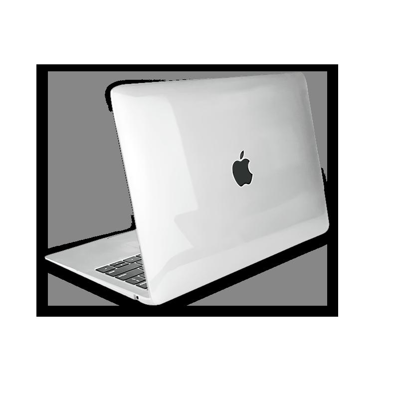 日本PowerSupport苹果MacBookAir保护壳macbookair2019新款透明保护套air13寸2018超薄全包防划进口防摔外壳