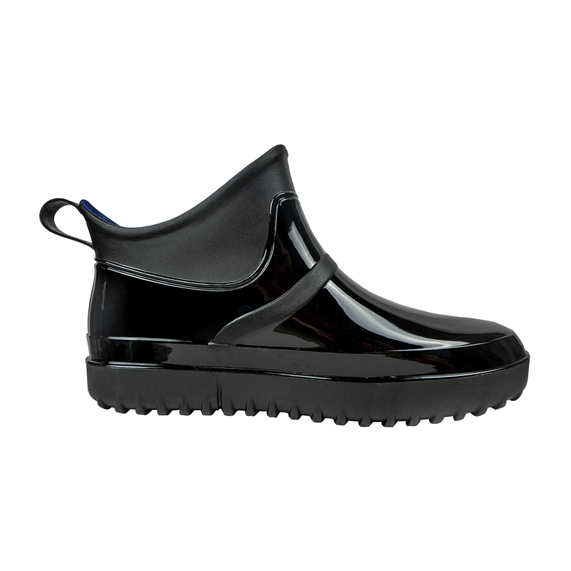 【顺航】短筒时尚防滑防雨水胶鞋