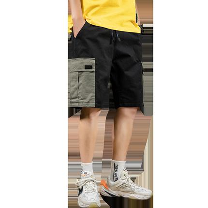 2019新款男士短裤五分裤运动裤子