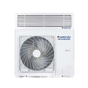 格力中央空調一拖一2匹直流變頻冷暖家用風管機官方正品包安裝