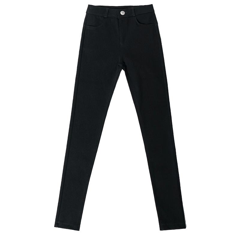 打底裤外穿网红同款抖音魔术裤女薄款高腰黑色九分显瘦小脚铅笔裤
