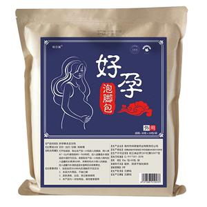 【正品】包备孕女调理神器艾草泡脚药