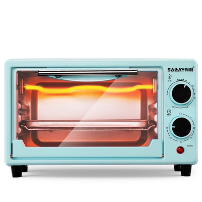 【尚利】多功能全自动迷你电烤箱