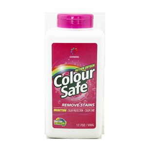 索能彩漂粉去渍去黄活氧漂白剂彩色