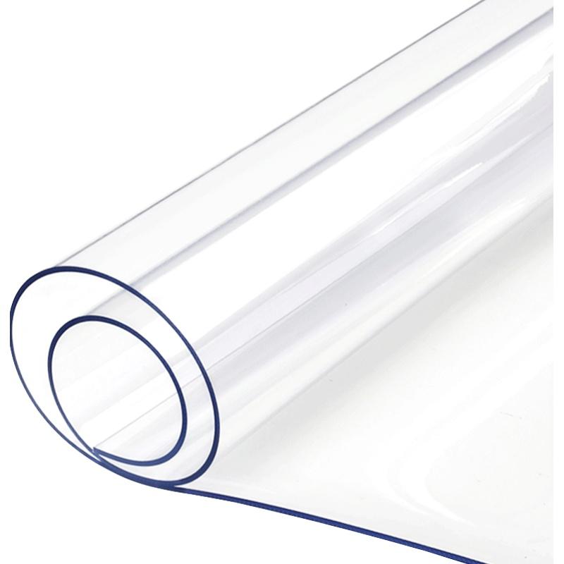 防水防烫防油免洗pvc软塑料玻璃厚好用吗