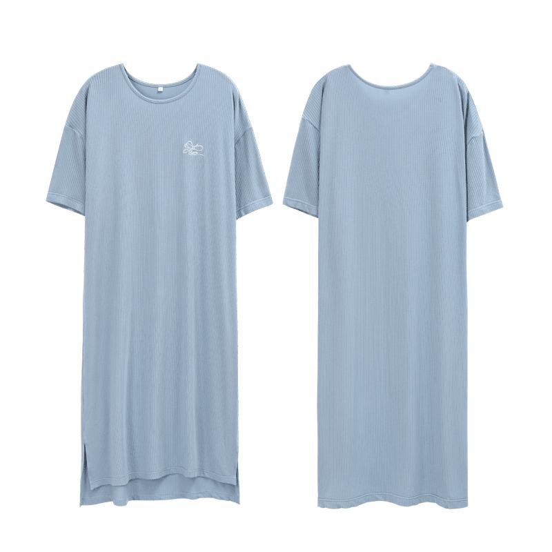 新款莫代尔夏季薄款睡裙