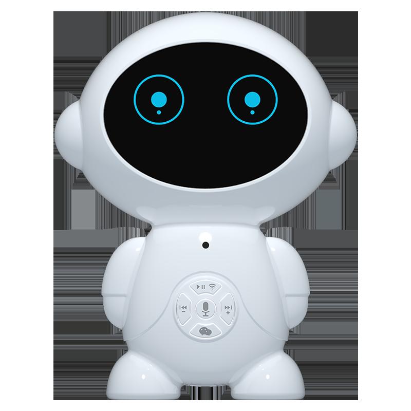 小乐智能机器人对话玩具故事机0-3-6-9周岁高科技儿童教育早教机WIFI 语音高科技男女孩故事机