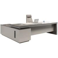办公桌老板桌总裁桌子简约现代大班台办公室家具经理办公桌椅组合