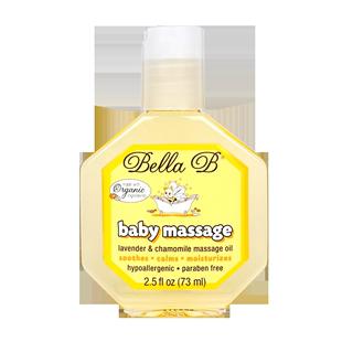 小蜜蜂按摩油宝宝抚触油全身润肤油