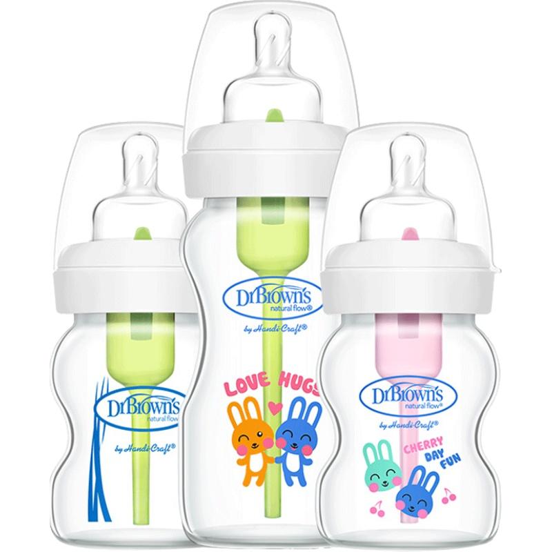 布朗博士玻璃新生儿宽口径奶瓶质量怎么样