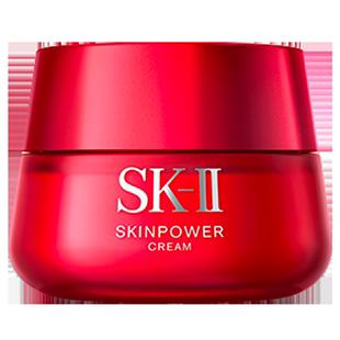 SK-II全新大紅瓶新版賦能煥採精華面霜80g滋潤型