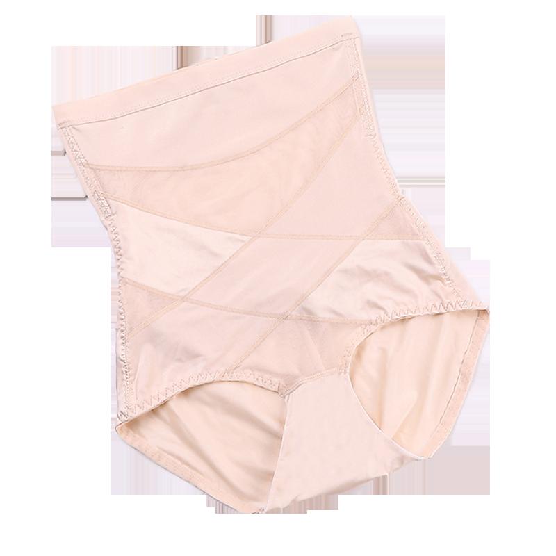 后脱式产后收腹裤头高腰塑身束缚收肚子内裤束腰提臀裤女塑形美体