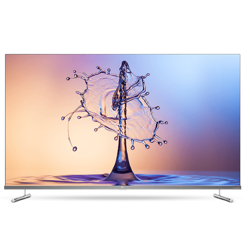 TCL 55T6M 55英寸4K超薄高清全面屏安卓智能網絡LED液晶平板電視